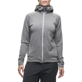 Houdini Wooler Houdi Jacket Women college grey